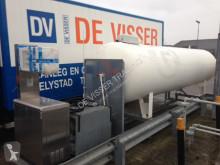 Used skid installation -Gas, LPG, GPL, GAZ, Propane, Butane ID 5.38 Cisternă, cuvă, remorcă-cisternă pentru apă second-hand
