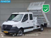 Furgoneta furgoneta volquete Mercedes Sprinter 514 CDI Kipper 3500kg trekhaak Airco Cruise Tipper Benne A/C Double cabin Towbar Cruise control