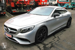 Furgoneta coche coupé descapotable Mercedes S-Coupe 500 4-Matic designo AMG-Paket Capristo