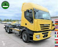 Camion châssis Iveco STRALIS AS 260 S42 Y/FS-CM ECO AHK KLIMA INTARDE