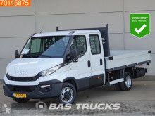Iveco Daily 35C15 3.0 Open laadbak Dubbel Cabine Trekhaak Camera Double cabin Towbar utilitaire plateau occasion
