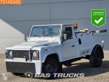 Veículo utilitário Land Rover Defender 2.4 TD4 Takelwagen Bergingswagen Autotransporter Towtruck A/C outra carrinha comercial usado