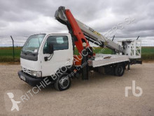 Nissan TL35-3 utilitaire nacelle occasion