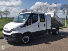 Utilitaire benne Iveco Daily 35 C 14 kipper automaat!