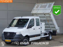 Utilitaire benne Mercedes Sprinter 514 CDI Kipper 3500kg trekhaak Airco Cruise Benne Tipper A/C Double cabin Towbar Cruise control
