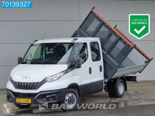Utilitaire benne tri-benne Iveco Daily 35C18 3.0 Automaat 3-zijdige kipper Airco Cruise Tipper Benne A/C Double cabin Cruise control