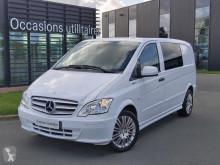 Fourgon utilitaire Mercedes Vito Fg 113 CDI Compact 2t8