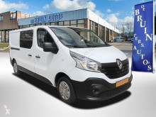 Opel Vivaro / Renault Trafic 92Kw dCi Dubbel Cabine 6 Persoon L2 Airco Cruisecontrol 125 Pk DC used cargo van