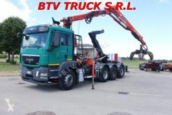 Lastbil flerecontainere MAN TGS 35 440 SCARRAB 4 ASSI 8X4 C/GANGIO E CARICATOR