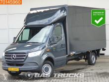 Mercedes large volume box van Sprinter 316 CDI Bakwagen Spoiler Laadklep Airco Cruise Meubelbak A/C Cruise control