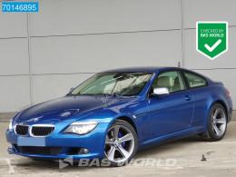 Otomobil coupé BMW SERIE 6 635D 365PK Carbon Blue Sonic Edition