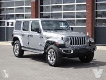 Jeep Wrangler JL Unlimited 2.0T E-Torque Mild-Hybrid - Sahara - New - Full Spec voiture 4X4 / SUV neuve