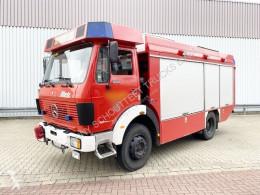 Caminhões Mercedes 1222 AF 4x4 Feuerwehr Rüstwagen RW 2 1222 AF 4x4 Feuerwehr Rüstwagen RW 2 bombeiros usado