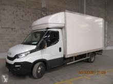Furgoneta furgoneta chasis cabina Iveco Daily 35C16 caisse 20 m3 hayon