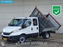 Iveco Daily 35C18 3.0 180PK Automaat 3-zijdige kipper Tipper Benne A/C Double cabin Cruise control utilitaire benne tri-benne occasion