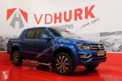 """Volkswagen Amarok V6 3.0 TDI Aut. 224 pk Aventura Led/Camera/Navi/Sidebars/Leder használt """"pick-up"""" típusú platós kisteherautó személyautó"""