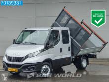 Dostawcza wywrotka trójstronny wyładunek Iveco Daily 35C18 3.0 Automaat Kipper Dubbel Cabine 3500kg trekgewicht A/C Double cabin Cruise control