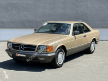 Furgoneta Mercedes 500 SEC C126 1. Serie 500 SEC C126 1. Serie SHD coche berlina usada