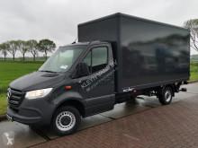 Mercedes Kastenaufbau Nutzfahrzeug für große Volumen Sprinter 316 bakwagen + laadklep