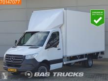 Dostawcza skrzynia o dużej pojemności Mercedes Sprinter 516 CDI Nwe model Bakwagen Laadklep Airco Cruise A/C Cruise control