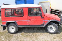 Furgoneta coche 4X4 / SUV UMM Alter FOURGON 3 PLACES