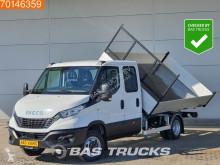 Dostawcza wywrotka trójstronny wyładunek Iveco Daily 35C18 3.0 3-zijdige Kipper 3500kg trekhaak, 370cm laadbak A/C Double cabin Towbar Cruise control