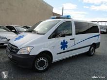 Машина скорой помощи Mercedes Vito 113
