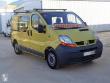 Furgoneta Renault Trafic furgoneta furgón usada