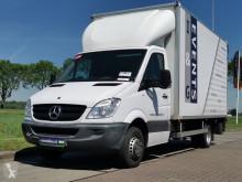 Mercedes Kastenaufbau Nutzfahrzeug für große Volumen Sprinter 513 cdi gesloten laadbak