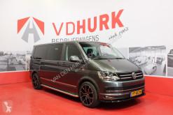Volkswagen Transporter 2.0 TDI 140 pk Aut. L2H1 DC Dubbel Cabine LED/Leder/Navi furgon dostawczy używany