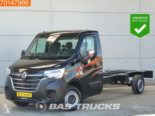 Dostawcze podwozie z kabiną Renault Master DCI 145 3.5t Chassis cabine Enkellucht Navigatie Cruise Airco A/C Cruise control