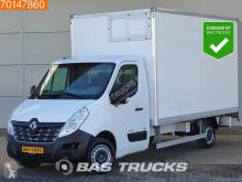 Renault zárt és magasított rakterű kisteherautó Master 2.3 dCi 125PK Bakwagen Zijdeur Laadklep A/C Cruise control
