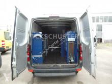 Furgoneta furgoneta furgón Volkswagen Crafter Crafter 30 KASTEN L1H1 BOTT REGALSYSTEM KLIMA
