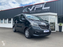 Renault Trafic III FG L1H1 1000 2.0 DCI 145CH ENERGY CONFORT EDC E6 fourgon utilitaire occasion