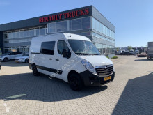 Opel Movano 2.3 CDTI Dubbele Cabine 150 pk furgon dostawczy używany