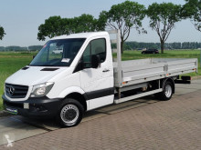Furgoneta Mercedes Sprinter 516 xl open laadbak furgoneta caja abierta usada