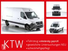 Mercedes Sprinter 316 Maxi,MBUX,Navi,AHK3,5To,TCO fourgon utilitaire occasion