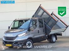 Furgoneta furgoneta volquete volquete trilateral Iveco Daily 35C18 3.0 180PK Automaat 3 zijdige Kipper Tipper Benne A/C Double cabin Cruise control