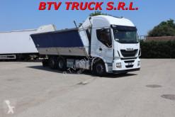 Camión Iveco Stralis STRALIS 460 MOTR 3 ASSI RIBALTABILE BILAT EURO 6 volquete volquete bilateral usado