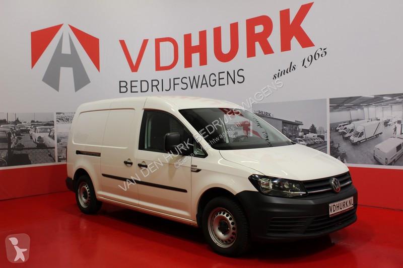 View images Volkswagen Caddy 2.0 TDI 102 pk Aut. Maxi L2 DSG/Inrichting/2xSchuifdeur/Trekhaak/Adaptive Cruise van