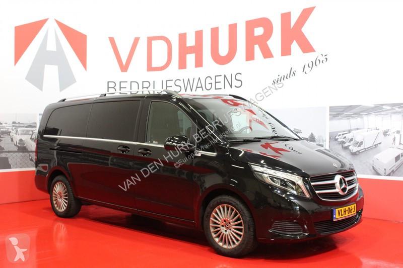 View images Mercedes Classe V 250d Aut. L3 XXL DC Dubbel Cabine Trekhaak/Leder/Led/Navi/Cruise van