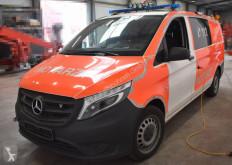 Mercedes nef notarzt einsatzfahrzeug használt haszongépjármű furgon