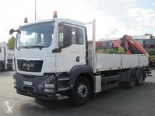 Camión MAN Andere 26440 TGS 6x4 Autom./Klima/Tempomat caja abierta usado