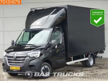 Furgoneta furgoneta caja gran volumen Renault Master 2.3 dCi 165PK Dubbellucht Bakwagen Laadklep Navi Cruise RWD A/C Cruise control