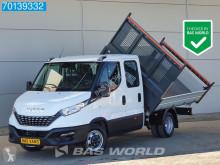 Iveco Daily 35C18 3.0 180PK Automaat 3-zijdige kipper Tipper Benne 3-Seiten Kipper A/C Double cabin Cruise control utilitaire benne tri-benne neuf