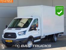 Furgoneta furgoneta caja gran volumen Ford Transit 2.0 TDCi 130PK Bakwagen Dubbellucht Laadklep Airco Koffer LBW A/C