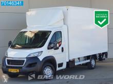 Peugeot Boxer 2.0 HDi 160PK Bakwagen Laadklep Airco Euro6 Koffer LBW A/C veicolo commerciale cassonato grande volume usato
