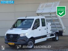 Carrinha comercial basculante Mercedes Sprinter 514 CDI 140PK Kipper 3500kg Trekhaak Airco Cruise Toolbox Tipper A/C Double cabin Towbar