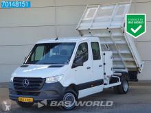 Utilitaire plateau Mercedes Sprinter 514 CDI 140PK Kipper Trekhaak 3500kg Airco Cruise Toolbox Tipper A/C Double cabin Towbar
