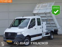 Mercedes haszongépjármű billenőkocsi Sprinter 514 CDI Kipper 3500kg trekhaak Airco Cruise Tipper Benne A/C Double cabin Towbar